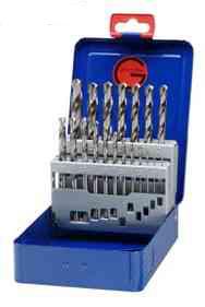 Borrkasett Bohrcraft KG13, 1-13mm