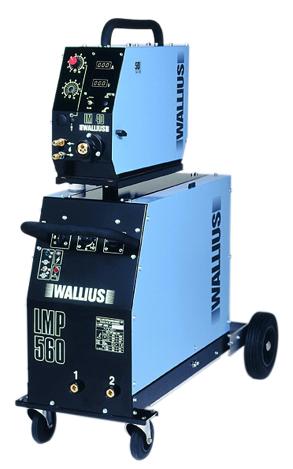 Wallius LMP 560