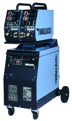 Wallius EHB550