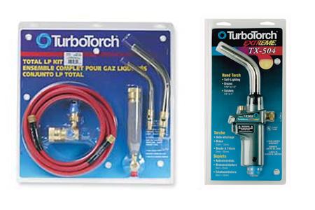 Turbo-Torch gasolbrännare