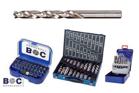 Borr och verktyg