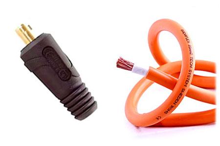 Kabel, kontakter, kopplingar