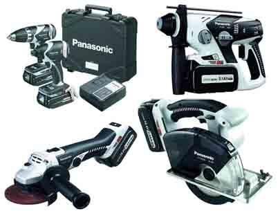 Panasonic Elverktyg