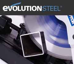 Evolution Steel för metallindustri