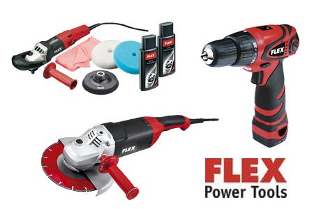 FLEX elhandverktyg