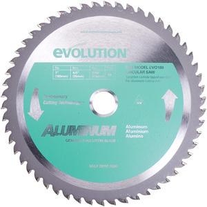 Kapklinga 180mm för aluminium