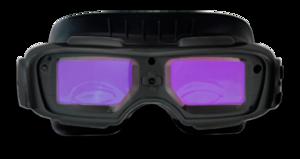 Avbländande Svetsglasögon Varmex