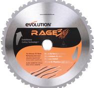 Multikapklinga Rage, 255mm