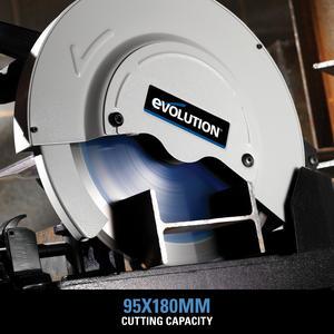Evolution Raptor 355mm Bänkcirkelsåg