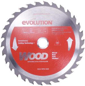 Kapklinga 180mm för trä