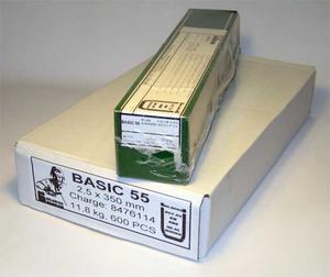 Hilco Basic 55 2,5mm, Rutilbasisk elektrod E7016