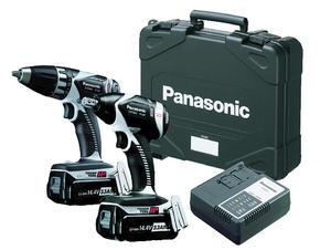 Panasonic Kombikit 14,4V mutterdragare